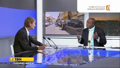 « Conduites addictives : focus sur la Martinique » interview de Nicolas Prisse sur France Ô « Info Martinique »  diffusée le 5 octobre 2017