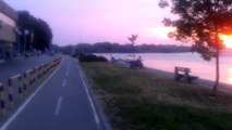 Dunavski kej - biciklisticka staza - 25  maj