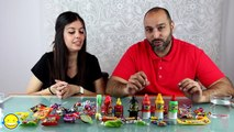 GOMINOLAS MEXICANAS, Dulces Mexicanos, Chuches Mexicanas!!! Mexican GummY