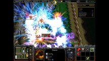 Anime Arena v1 5c (With AI) Warcraft 3 Map - video dailymotion