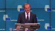 Vertice Ue, Tusk: nessuno spazio per intervento Ue in Catalogna