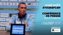 J12 - Avant-match / Tours FC - FC Sochaux-Montbéliard