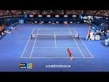 IMS - Stanislas Wawrinka Merebut Gelar Gran Slam Setelah Menundukan Rafael Nadal