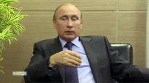 Mondial 2018 : l'invité gênant de Vladimir Poutine