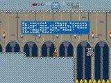 Super Mario Bros. X (SMBX) Custom Level - Wario Castle