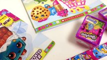 SHOPKINSslap band,bolsitas sorpresa,libro de shopkins,juguetes en español