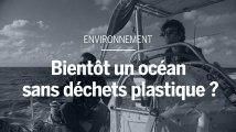 Un jeune inventeur néerlandais prévoit de nettoyer les océans des déchets plastique