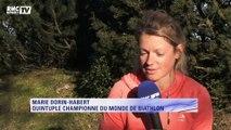 A 4 mois des JO, l'équipe de France de biathlon retrouve la neige à Oberhof
