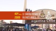 40ème édition - N°3 - Le Dakar renaît à Buenos Aires - Dakar 2018