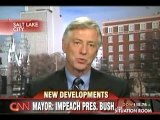 SLC Mayor Speaks out on the topic of IMPEACHMENT of BUSH