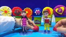 PAW Patrol Play Doh Surprise Toys Ryder Marshall Rubble Rocky Skye Chase Juguetes de Patrulla Canina