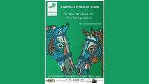 Jumping de Saint Etienne du 24 au 29 Octobre 2017