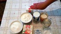 Как приготовить десерт ПТИЧЬЕ МОЛОКО