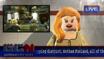 LEGO Batman 2 DC Super Heroes Walkthrough - Part 10 - The Next President (Wii U, Xbox 360, PS3)