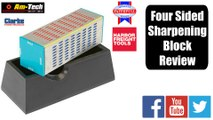 4 Sided Sharpening Block Review Made by AM-TECH, DMT, FAITHFUL, Clarke or Harbour Freight