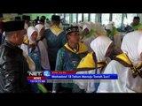 Haji termuda berumur 18 tahun satu kloter bersama Haji tertua umur 105 tahun - NET12