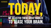 Tricky riddles with answer - video dailymotion
