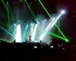 Muse - New Born, Galaxie Mega Hall, Amneville-les-Thermes, France  11/1/2009