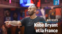 NBA. Kobe Bryant : « J'ai passé de très bons moments à Mulhouse »