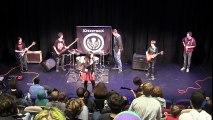Soundgarden Spoonman - School of Rock - Seattle with Matt Cameron