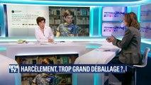 """Bérénice Levet craint un féminisme qui ne vive que """"de la criminalisation des hommes """""""