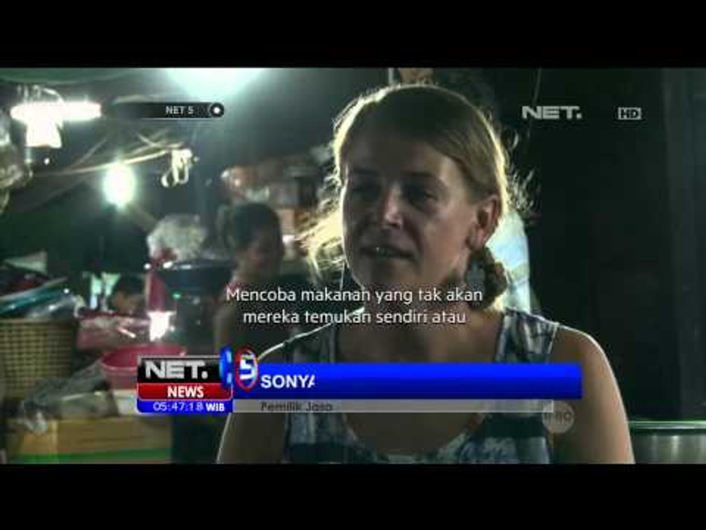 Menjelajah Cita Rasa Naik Tuktuk di Kamboja - NET5