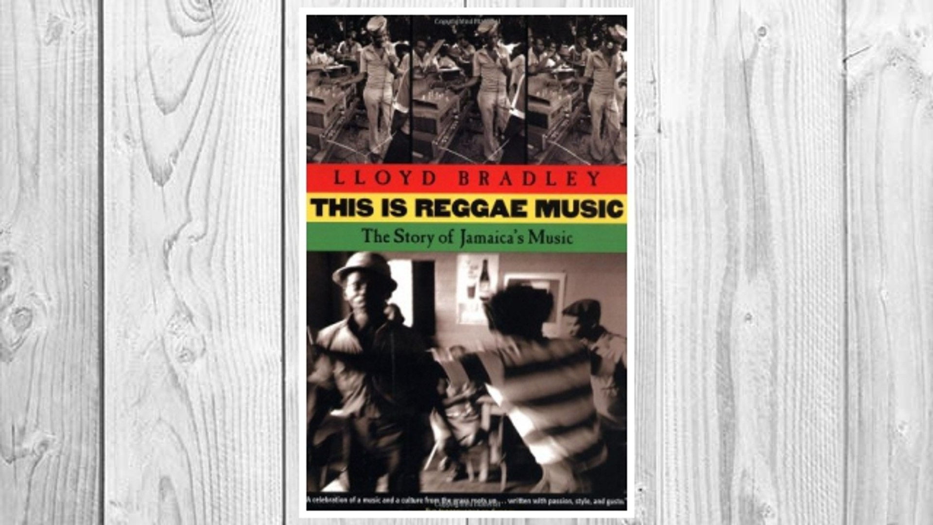 Download PDF This Is Reggae Music: The Story of Jamaica's Music FREE
