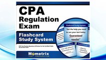 Download PDF CPA Regulation Exam Flashcard Study System: CPA Test Practice Questions & Review for the Certified Public Accountant Exam (Cards) FREE