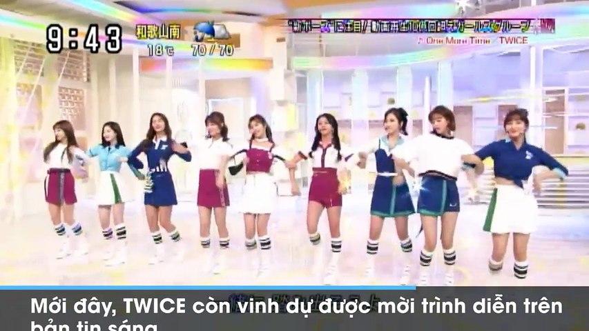TWICE lập kỉ lục nhóm nhạc nữ Kpop bán nhiều album nhất tại Nhật Bản | Godialy.com