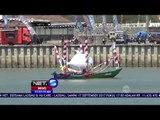 Puluhan Perahu Hias Semarakan Festival Among Tani Dagang Layar NET5