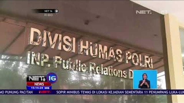 Konflik Aris & Novel, Mencuat Saat Aris Penuhi Panggilan DPR NET16