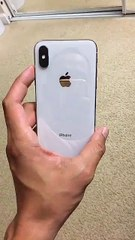 Another iPhone X in the wild Loud Audio