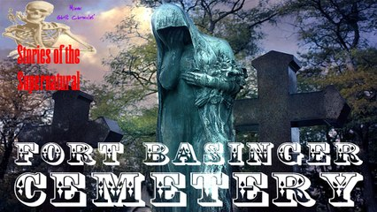Encounter with a Graveyard Guardian | Ft. Basinger Cemetery | Stories of the Supernatural