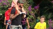 David Beckham & Victoria Beckhams Daughter - 2016 [ Harper Beckham ]