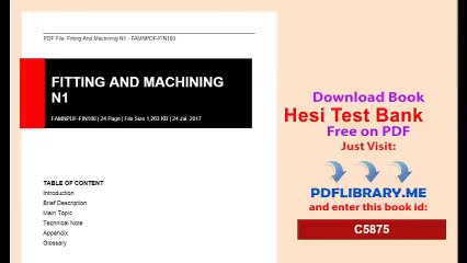 Hesi Test Bank Free