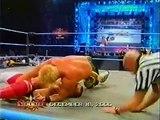 Sid Vicious vs Jeff Jarrett   Thunder Jan 3rd, 2001