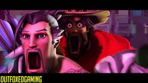 Overwatch Animated Shorts Funny Compilation | SFM Animation