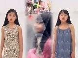 """Clip de la chanson """"Maigo no tenshi"""", interprétée par Crybaby - 1997"""