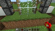 Tutorial Minecraft : Comment faire une porte automatique