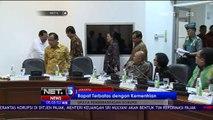 Presiden Jokowi Lakukan Rapat Terbatas Mengenai Pencegahan dan Pemberantasan Korupsi - NET5