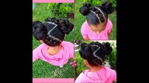 Kids Cornrows Hairstyles : Girls Hairstyles For Natural Hair