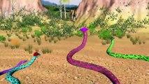 Video Kingkong VS Kingkong - Giant Python vs Tige - Giant Snake vs Dinosaurs -3D Short s
