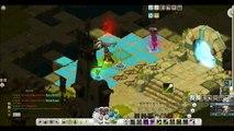 WAKFU MMORPG PvP Osamodas lvl 136 Vs Xelor lvl 118