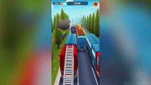 Talking Tom Gold Run - Gameplay Walkthrough Part 1 - Toms Home (iOS, Android)