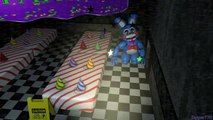 Try Not To SCREAM: FNAF Jumpscare Animations - Death Scene Five Nights at Freddys Animated