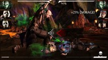 Jason Voorhees Slasher and Unstoppable MAXED OUT! Charers review (Mortal Kombat X Mobile)