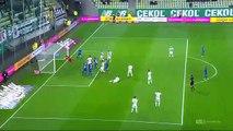 Maciej Gajos Goal HD - Lechia Gdansk1-1Lech Poznan 21.10.2017