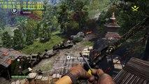 Far Cry 4 - destroying ALL Propaganda Centers , powerd by GTX 980 @ 1574/2000 + 4790k @ 4.8 Ghz