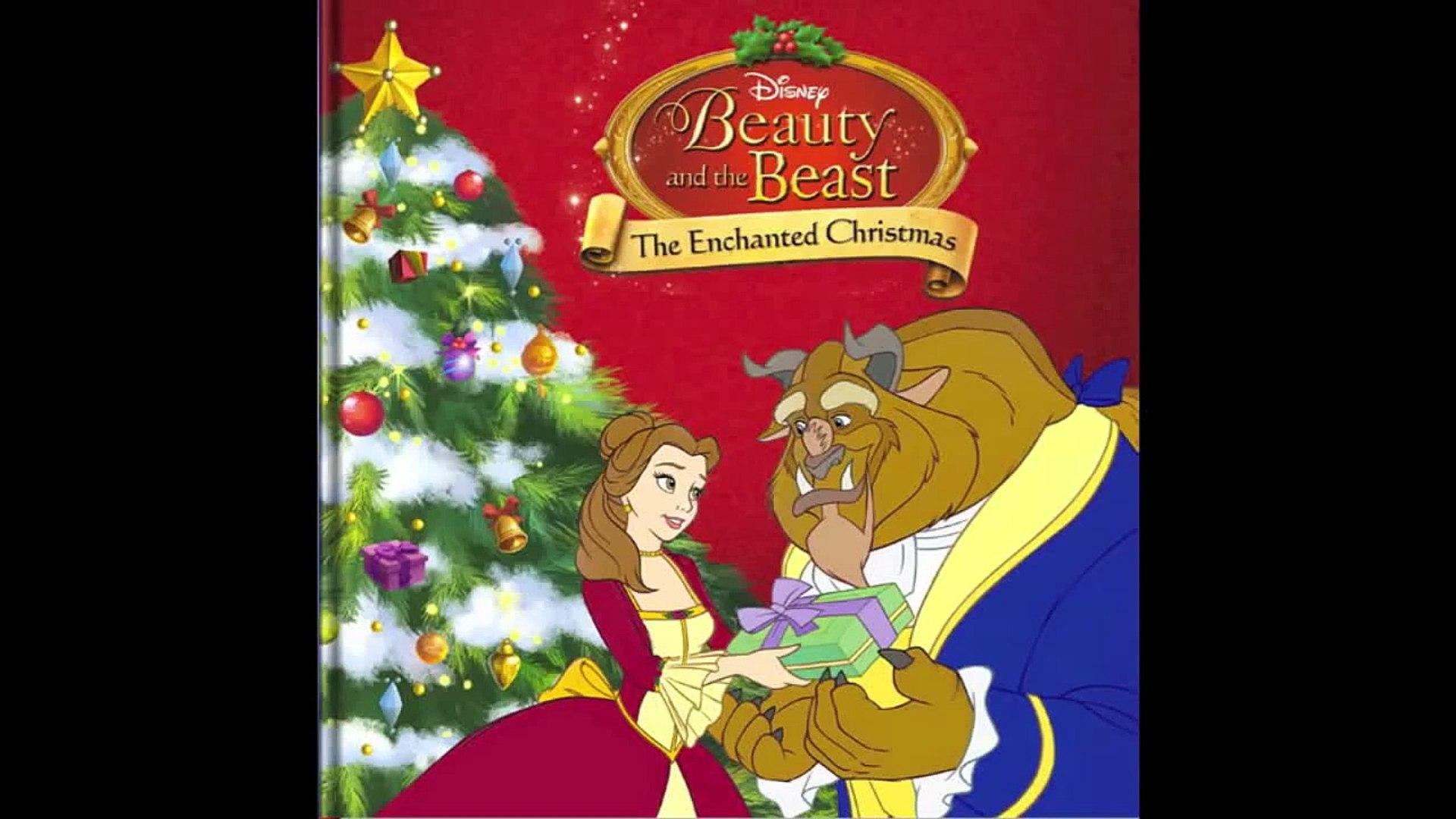Beauty And The Beast The Enchanted Christmas Read Along Ž±ç‰‡ Dailymotion