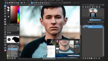 Как сделать Grime Art в MediBang Paint / how create Grime Art in MediBang Paint